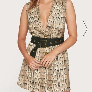 Nwt bebe dress